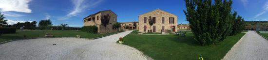 Potenza Picena, Italie : Residence Casale Torrenova al Conero