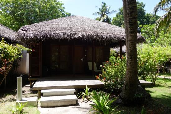 Kuramathi: Nuestra Cabaña