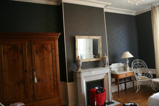 Maison d'hotes Les Telliers: Les Jumeaux room decor