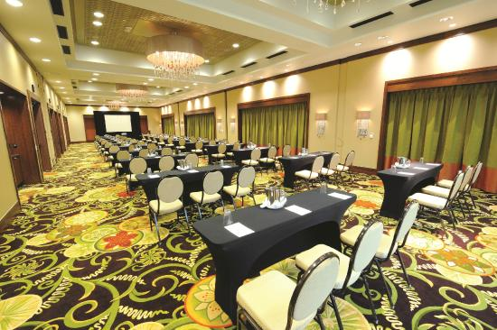 Embassy Suites by Hilton Houston Downtown: Meeting Room Classroom Style