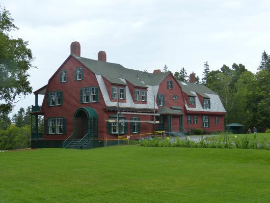 Campobello Island: The Red Cottage