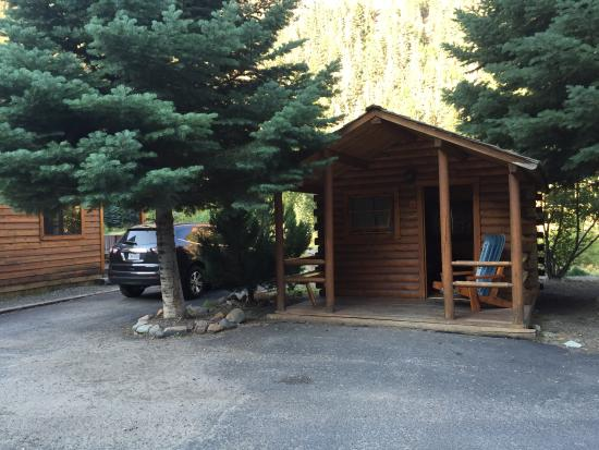 Ouray Riverside Inn and Cabins Foto