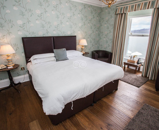 The Standard Hotel Double Room at the Hotel Portmeirion