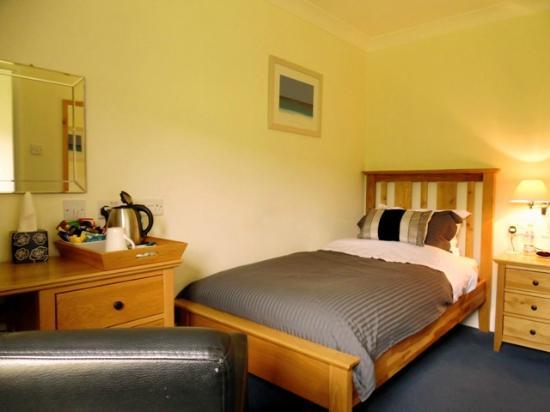 Cairnryan, UK: Bedroom