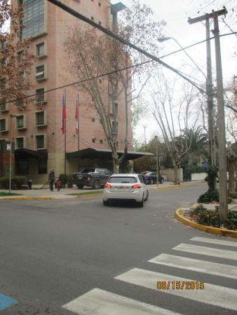 Rugendas: Hotel Rugentas frente