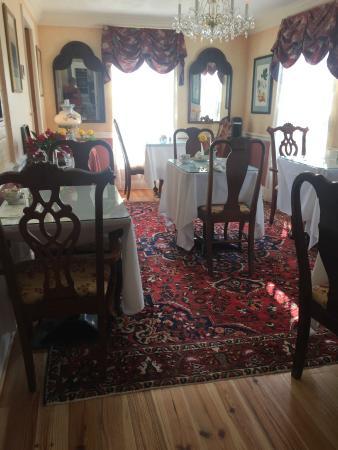 Middleburg Country Inn: Breakfast