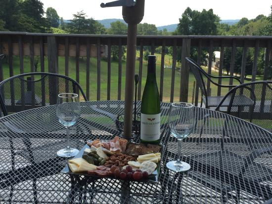 Middleburg Country Inn: Vineyard Lunch