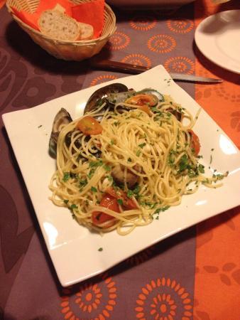Spaghetti allo scoglio: una specialità!!!