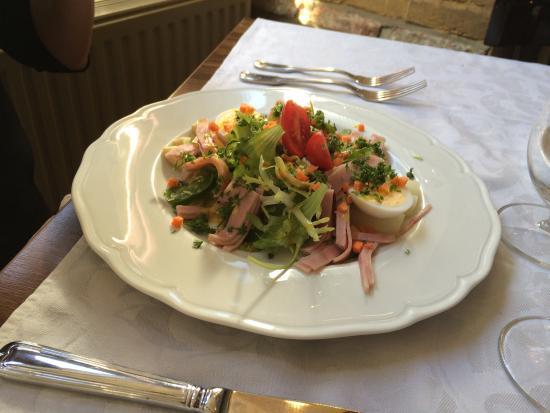 Chez Jacques: salade