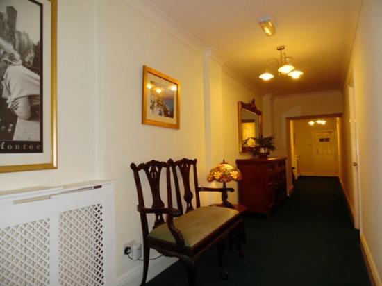 Cairnryan, UK: Corridors