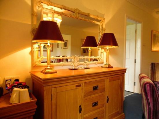 Rhins of Galloway: Gloucester Suite bedroom