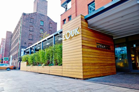 Photo of Indian Restaurant Zouk Teabar & Grill at Unit 5 The Quadrangle Chester Street, Manchester M1 5QS, United Kingdom