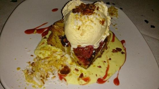 1703 Restaurant: Desert