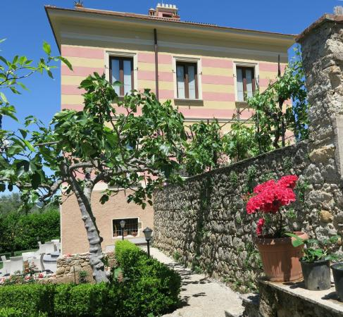 Национальный парк Чиленто и Валло-ди-Диано, Италия: Percorsi interni al giardino