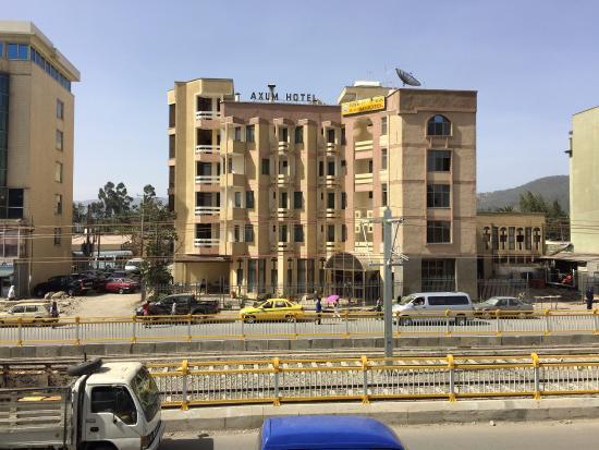 Axum Hotel照片
