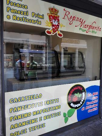 Regina Margherita - Pizza e Sfizi