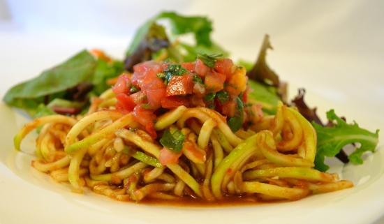 Wayne, PA: Delicate Pasta with Southern Italian dressing