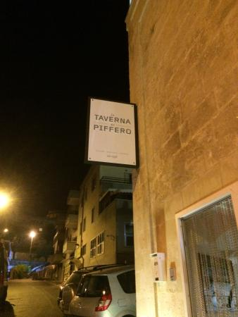 Esterno Foto Di La Taverna Del Piffero Mottola Tripadvisor