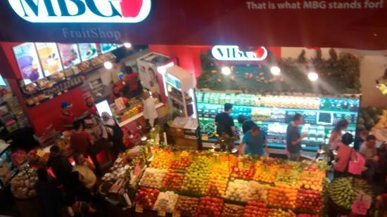 MBG Fruits
