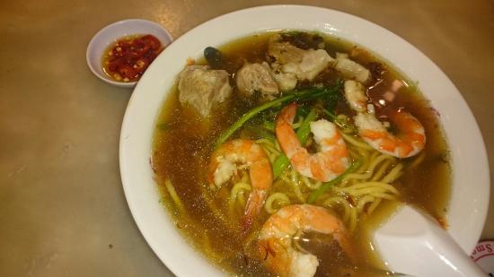 Ta Lu Prawn Noodles