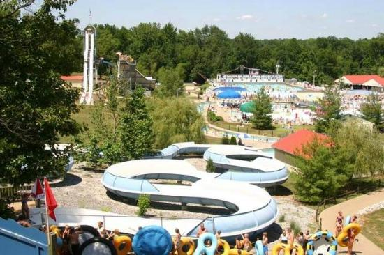 Venture River Family Water Park