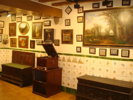 L'Enrajolada, Casa Museo Santacana