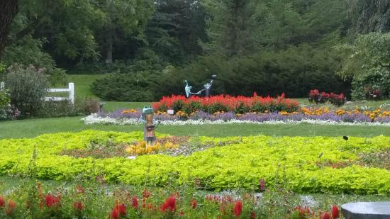 Nice overview - Picture of Dow Gardens, Midland - TripAdvisor