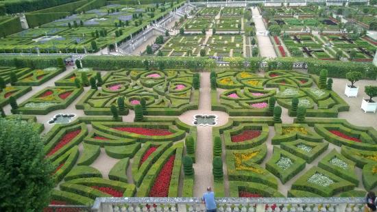 Les Jardins Picture Of Chateau De Villandry Villandry Tripadvisor