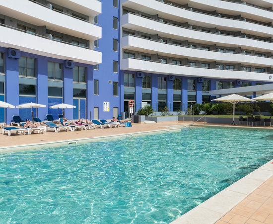 Oceano atlantico apartamentos updated 2018 apartment reviews price comparison algarve - Apartamentos oceano atlantico portimao ...