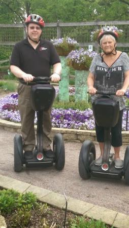Segway Cantigny Park Tours