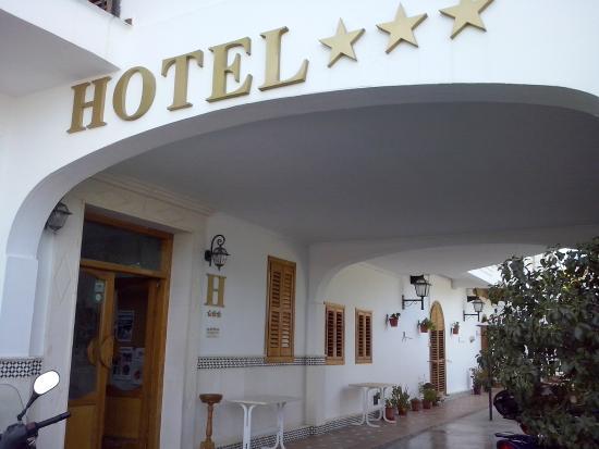 Hotel Maria Luisa: Entrada Principal