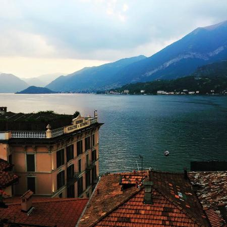 Hotel Bellagio: View from the room