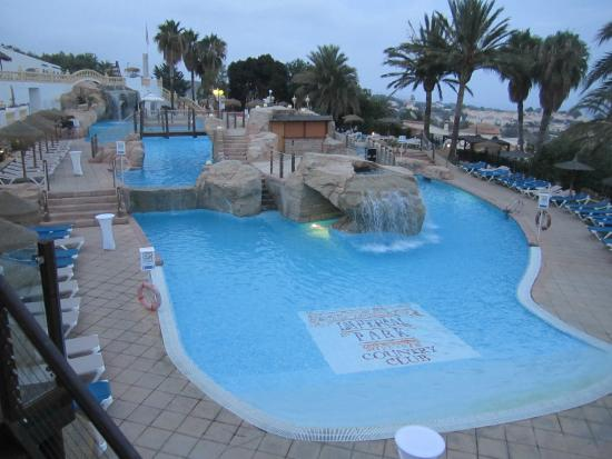 AR Imperial Park Spa Resort: zwembad