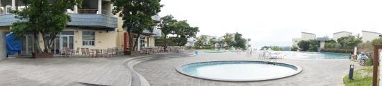 The Ananti Namhae: 남해힐튼수영장