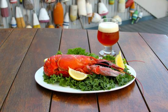 Joe's Fish Co. - Lobster and Beer