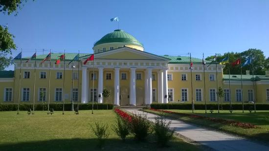 Museum of The History of Parliamentarism in Russia, Tauride Palace