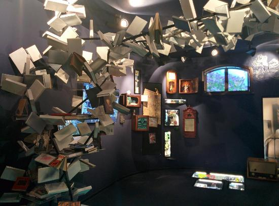 Literary Life of Ural XX Museum