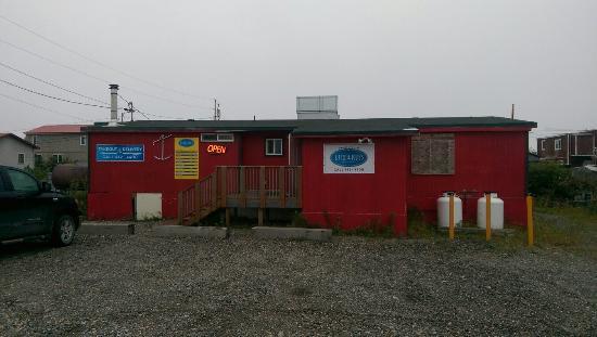 Kotzebue, AK: Outside
