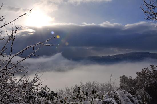 Mugello : il nostro inverno!