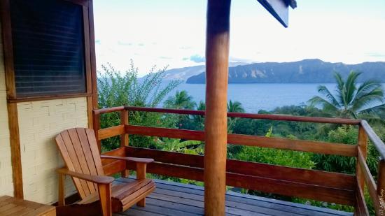 Hanakee Hiva Oa Pearl Lodge : Vue du bungalow 7