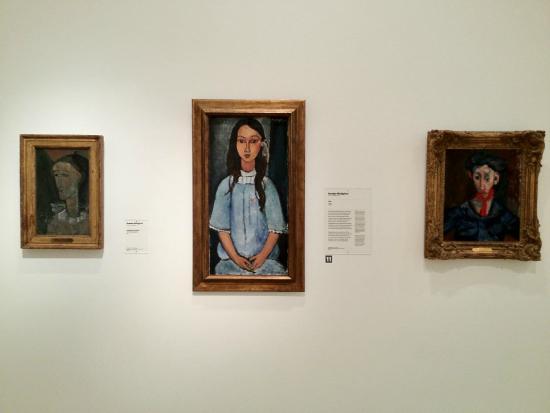 Nasjonalgalleriet i Danmark: Modigliani & Soutine from the museum