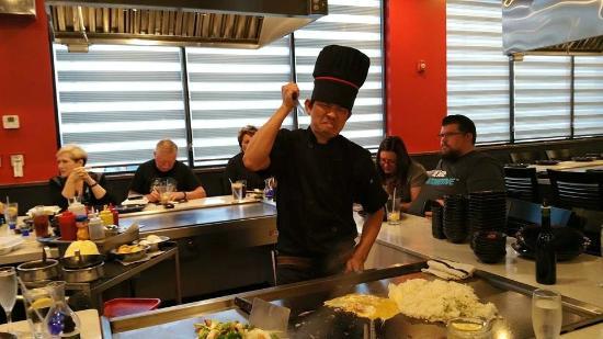 Hanami Sushi Teppan Bar