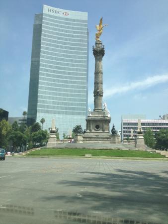 Mexico City Marriott Reforma Hotel Landmark