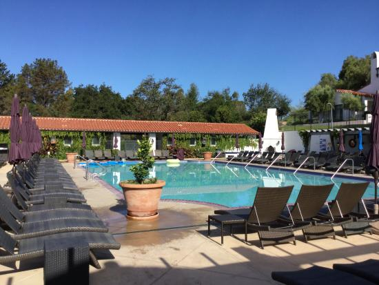 Ojai Valley Inn Children S Pool