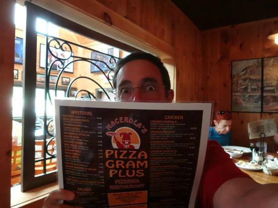 Altamont, نيويورك: Pizza Gram
