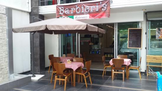 Barbieri's