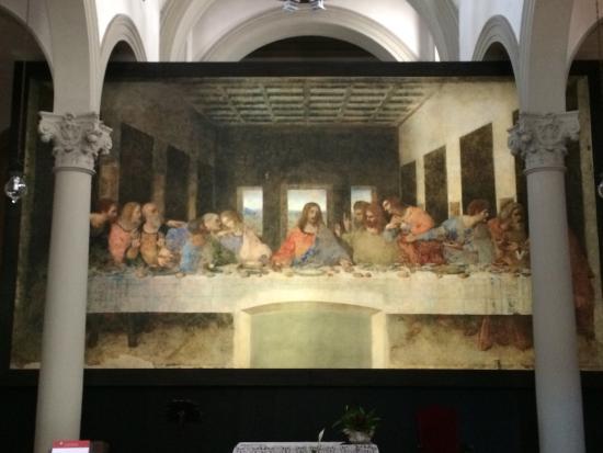 Leonardo D Exhibition : Leo da vinci picture of museo leonardiano