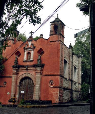 Mexico City, Meksiko: Coyoacán