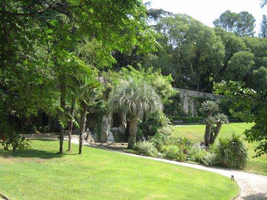 picture of jardins de la fontaine nimes tripadvisor. Black Bedroom Furniture Sets. Home Design Ideas