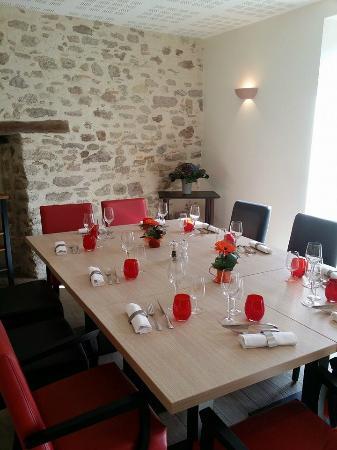 Restaurant Le Bistronome St Hilaire De Loulay